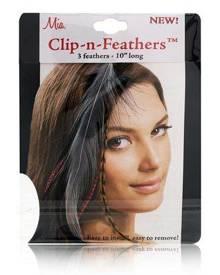 Mia Clip-In-Feathers