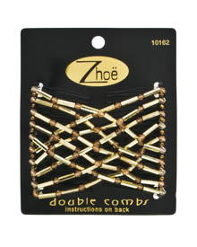 Zhoe Double Hair Combs