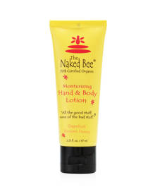 The Naked Bee Pomegranate & Honey Hand & Body Lotion