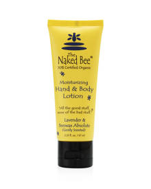 The Naked Bee Lavender & Beeswax Hand & Body Lotion