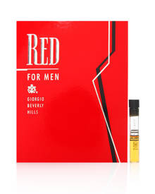 Red for Men by Giorgio Beverly Hills
