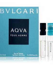 Bvlgari Vial Duo Pour Homme