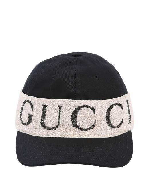 973cedf6cca Gucci Men s Caps   Hats - Clothing