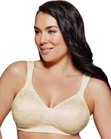 Playtex 18 Hour Ultimate Lift & Support Wire-Free Bra - Mother Of..., Size 22DD