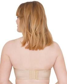 Curvy Kate Luxe Strapless Bra - Biscotti, Size 18D