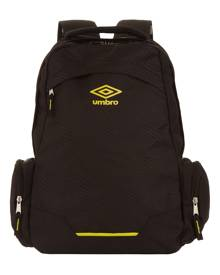 UX ACCURO BACKPACK M Black / Golden Kiwi