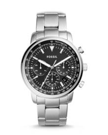 Fossil MEN Goodwin Chronograph Stainless Steel Watch