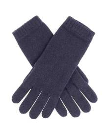 Black.co.uk Accessories Ladies' Navy Blue Cashmere Gloves