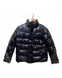 Sanayi 313 metallic Polyester Leather Jackets