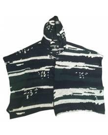 Bash Wool poncho