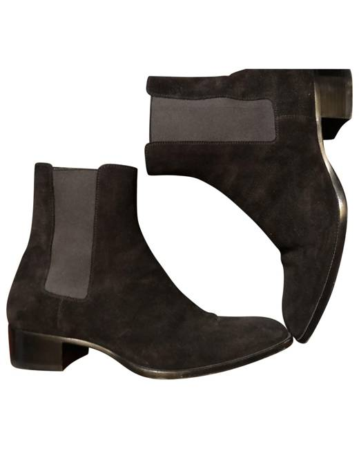 039713d1bde Leather boots