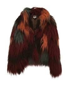 THE RAGGED PRIEST Faux fur jacket