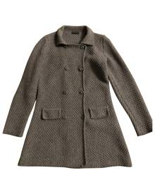 Fred Perry Wool cardi coat