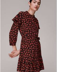 Whistles Women Botanical Garden Print Dress