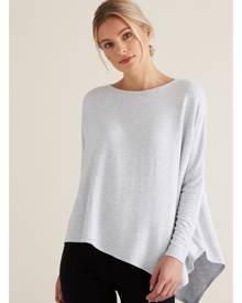 seed Asymmetrical SweaterL