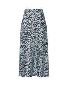 Rebecca Minkoff Davis Animal Print Skirt
