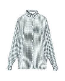 Gerard Darel Silk Polka Dot Maya Shirt