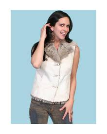 Scully Belle Faux Fur - Womens Vest