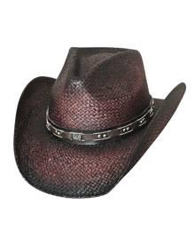 Bullhide by Montecarlo Hat Co. Bullhide Burnin Down - Straw Cowgirl Hat
