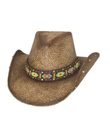 Bullhide by Montecarlo Hat Co. Bullhide Love Myself - Straw Cowgirl Hat