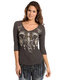 Panhandle Western Wear Panhandle Antonia - Womens Shirt