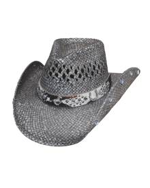 Bullhide by Montecarlo Hat Co. Bullhide Facing Fears - Straw Cowgirl Hat