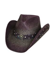 Bullhide by Montecarlo Hat Co. Bullhide Where Are U - Straw Cowgirl Hat