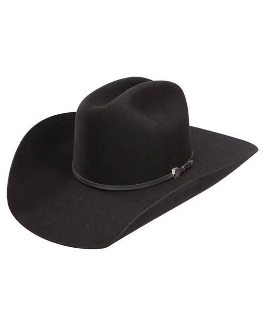 8eb36d265 Bankston - (3X) Wool Felt Cowboy Hat