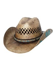 Bullhide by Montecarlo Hat Co. Bullhide Have A Little Faith - Straw Cowgirl Hat