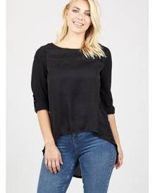 Izabel London Dip Hem Jumper