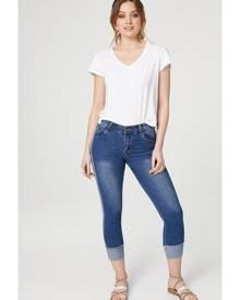 Izabel London Mom Jeans
