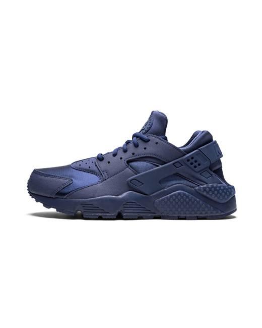 Nike Womens Air Huarache Run Royal Blue