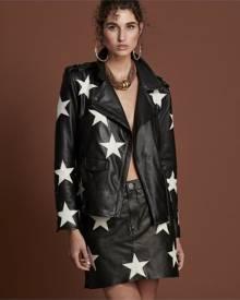 ziggy star leather jacket
