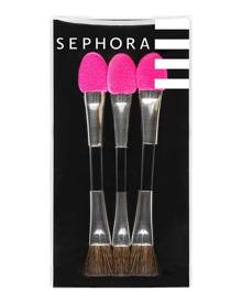 Sephora Collection Dual Tip Applicators 3 Pack