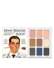 theBalm Meet Matt(E) Ador Matte Eyeshadow Palette
