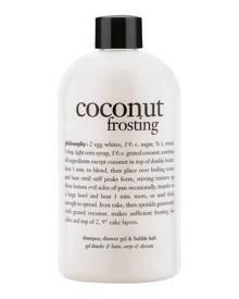 Philosophy Shampoo, Shower Gel & Bubble Bath Coconut Frosting