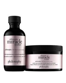 Philosophy Ultimate Miracle Worker Multi Rejuvenating Retinol + Superfood Oil And Pads