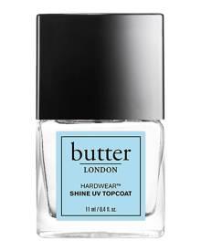 Butter London Hardwear Shine Uv Topcoat