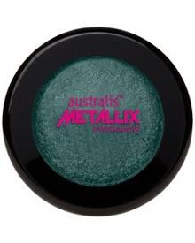 Australis Metallix Eyeshadow - Green Daze