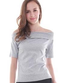 fef3575809493 Women s Off Shoulder T-Shirts at ZALORA