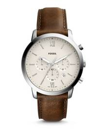 Fossil Neutra Chronograph Brown Watch FS5380