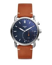 Fossil Q Commuter Brown Smart Watch FTW1151