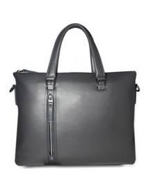 6269248043 Santa Barbara Polo   Racquet Club Leather Document Bag