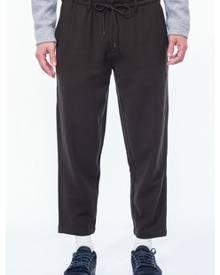 Alpha Style Dan Cropped Wide Leg Pants
