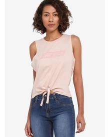 Cotton On TBar Maeve Tie Front Tank