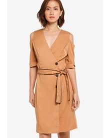 2f3335b0cc1 Women s Off Shoulder Dresses at ZALORA
