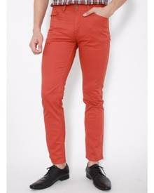 Dockers 5 Pocket Slim Pants Copper Sunset