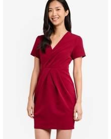 Zalora Women s Wrap Dresses - Clothing  6132d205f