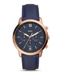 Fossil Neutra Chrono Blue Watch FS5454