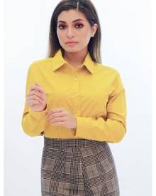 Laura Ashley Long Sleeve Fitted Shirt